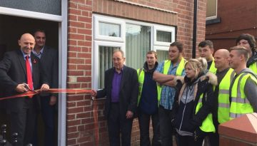 goldthorpe bolton housing project