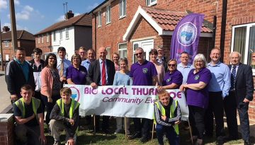 thurnscoe housing project