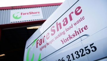 Fareshare, Leeds, Warehouse Conversion
