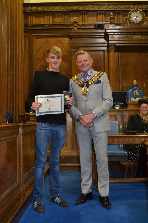 BCB Apprenticeship Awards Event, Barnsley Town Hall