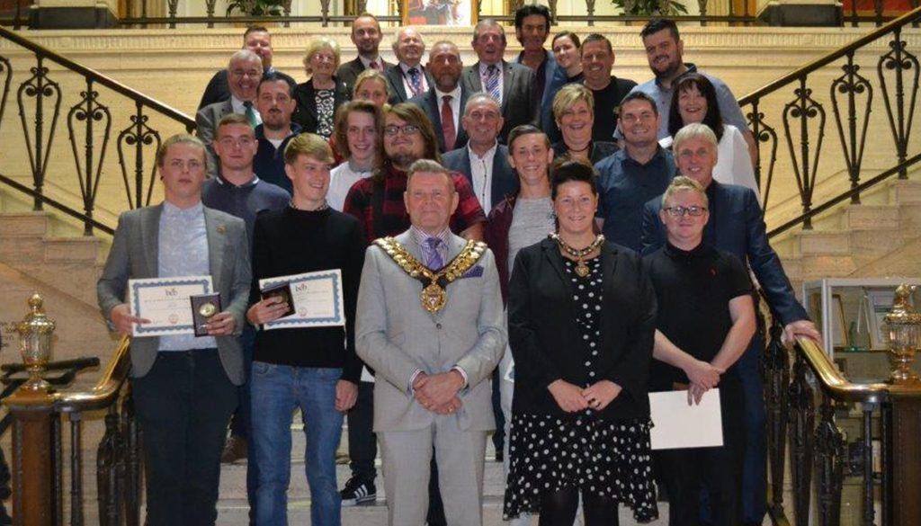 BCB Apprenticeship Awards, Barnsley Town Hall, September 2018