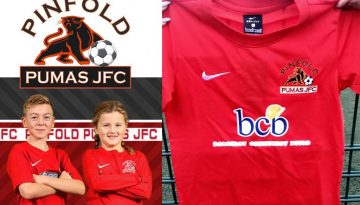 BCB Support Local Community Youth Football Team